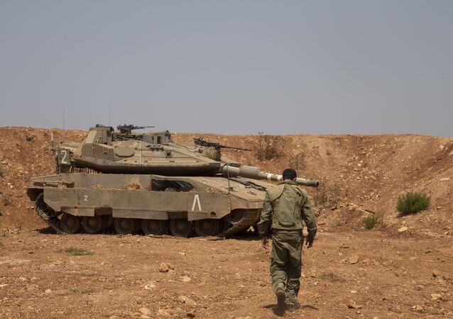 جندي إسرائيلي