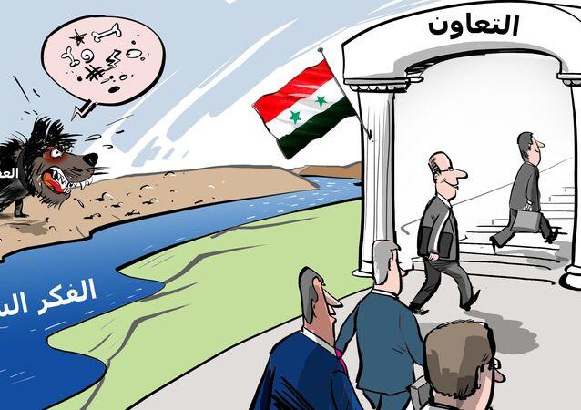 معرض دمشق الدولي سيفتتح رغم العقوبات الأمريكية
