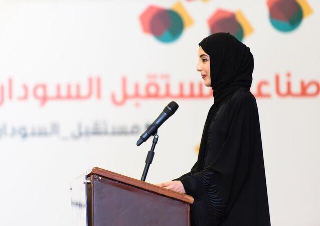 شما المزروعي - شما سهيل فارس المزروعي (22 عاما)، وزيرة لشؤون الشباب بدولة الإمارات العربية