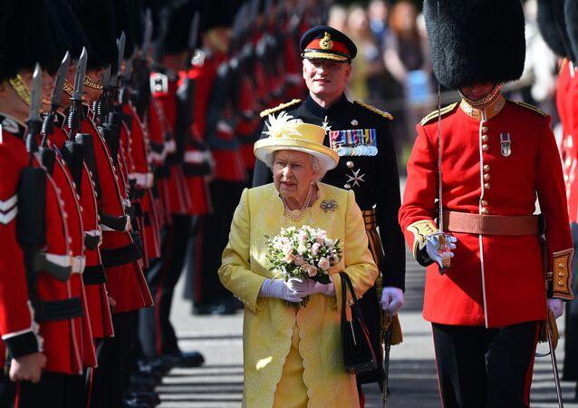الحرس الملكي البريطاني