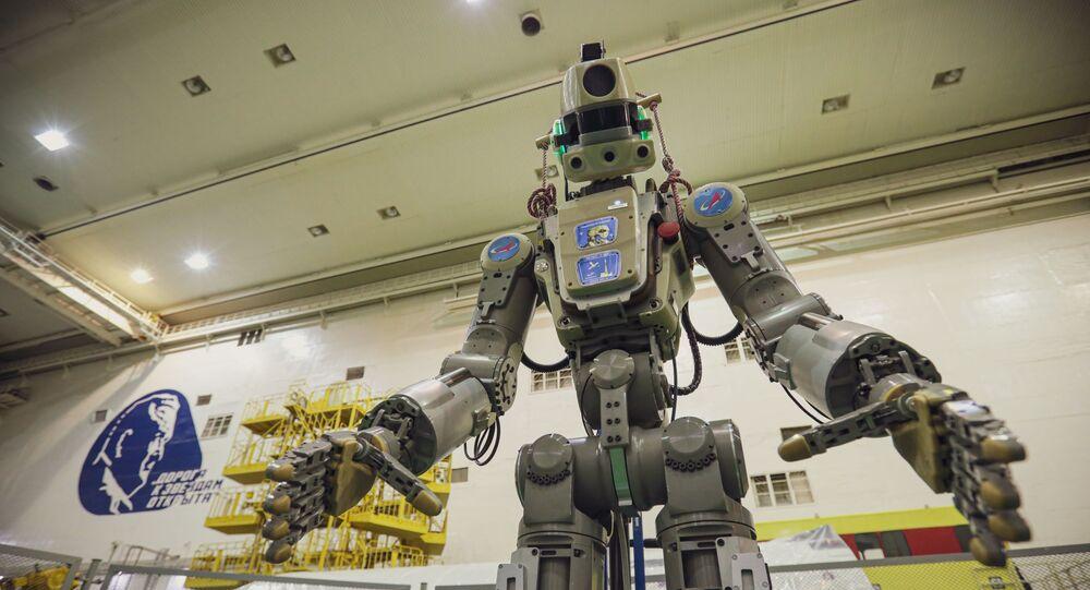 الروبوت فيدور