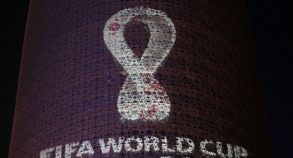 شعار مونديال قطر 2022
