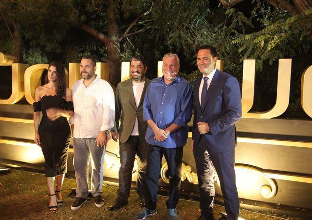 أبطال المسلسل اللبناني عروس بيروت