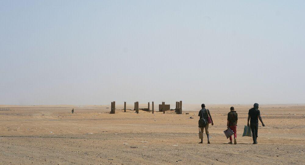 صحراء أفريقيا