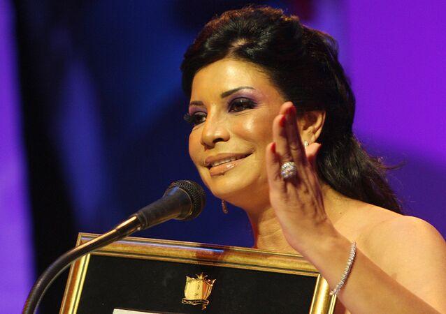 الممثلة المصرية سوسن بدر