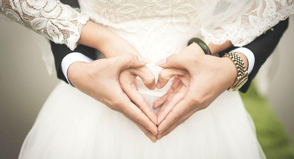 صورة تعبيرية - زفاف، زواج