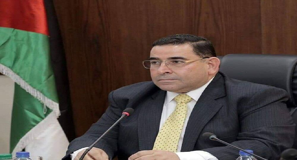 نضال الطعاني، رئيس لجنة الشؤون الخارجية في مجلس النواب الأردني