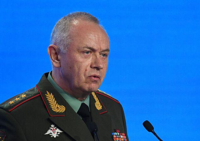 نائب وزير الدفاع الروسي، الكسندر فومين