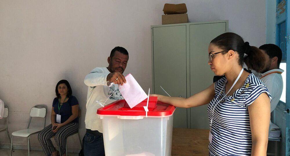 الانتخابات الرئاسية في تونس