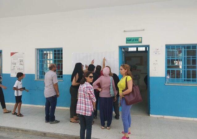 الانتخابات الرئياسية في تونس