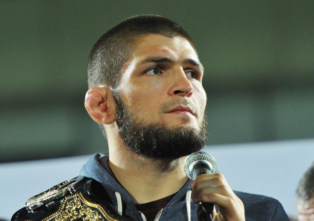 المقاتل حبيب نورمحمدوف