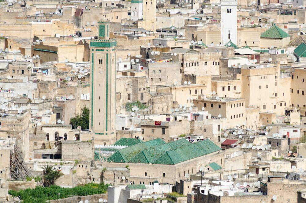 يعود تاريخ تأسيس مدينة فاس المغربية إلى عام 789 الميلادي. واليوم، يتعلق الأمر بأهم منطقة للمشاة في المدينة.