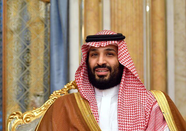 ولي العهد السعودي الأمير محمد بن سلمان، 18 سبتمبر 2019