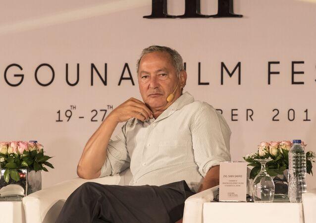 رجل الأعمال المصري سميح ساويرس