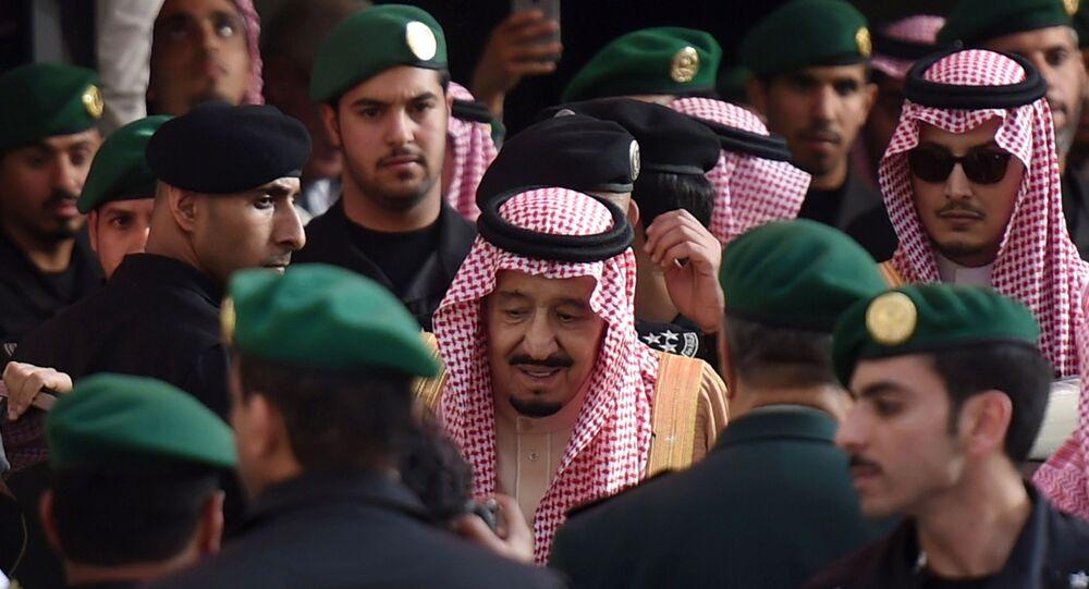 السعودية نيوز | بتوجيه من الملك سلمان... أمير سعودي يتدخل لإنهاء خلاف قديم