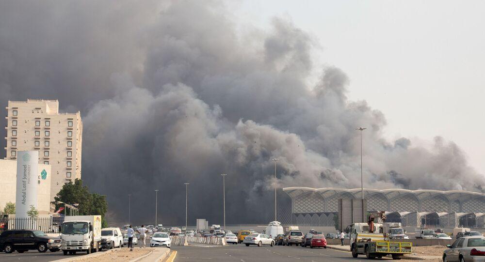 حادث قطار الحرمين في المملكة العربية السعودية، 29 سبتمبر/أيلول 2019