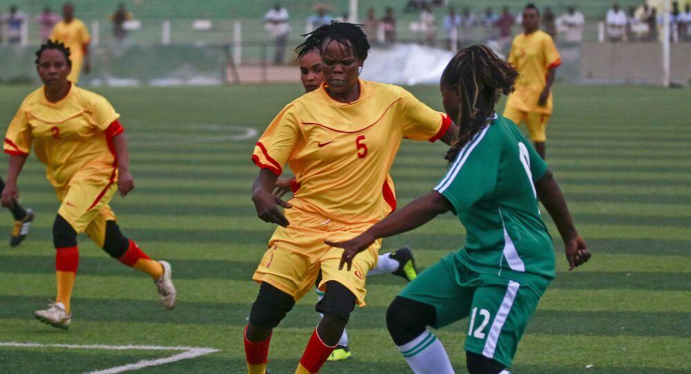 إقامة أول مباراة كرة قدم للسيدات في السودان، استاد الخرطوم، 30 سبتمبر/أيلول 2019