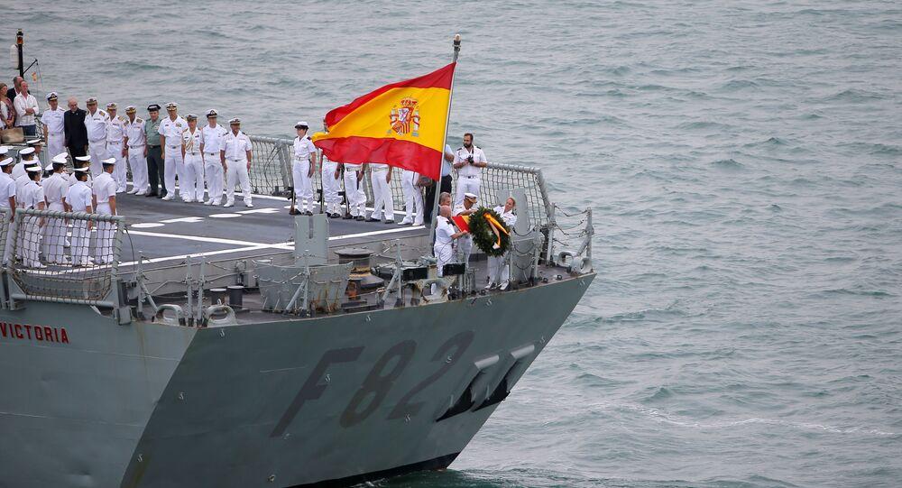 البحرية الإسبانية