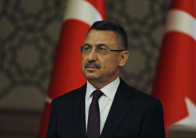 فؤاد أوقطاي، نائب الرئيس التركي