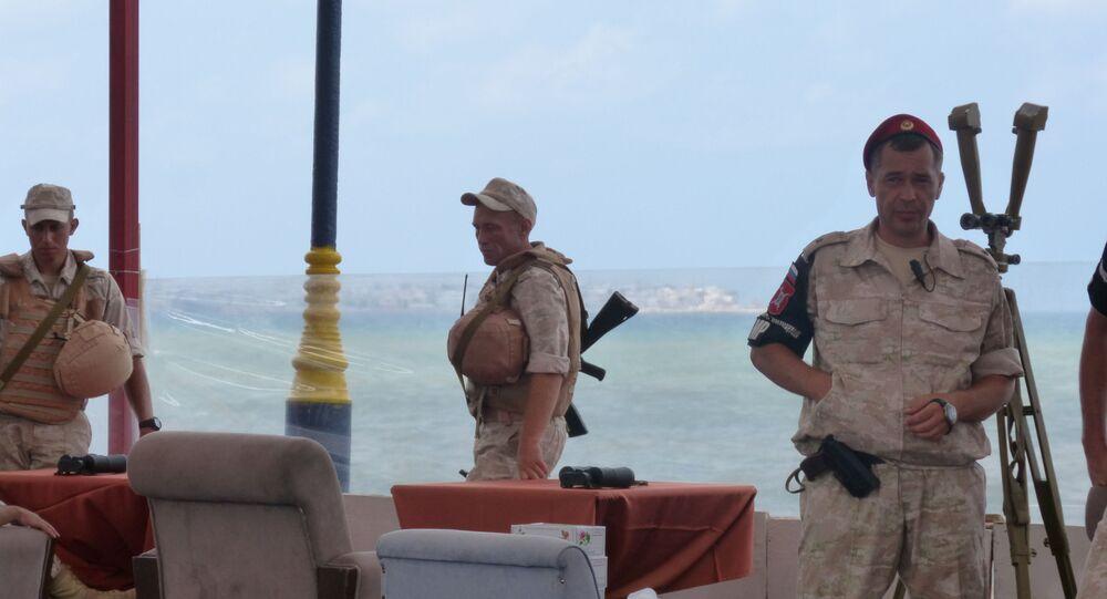 حميميم تحصن طائراتها وتنصب أسلحة جديدة لمواجهة مسيّرات الصينيين