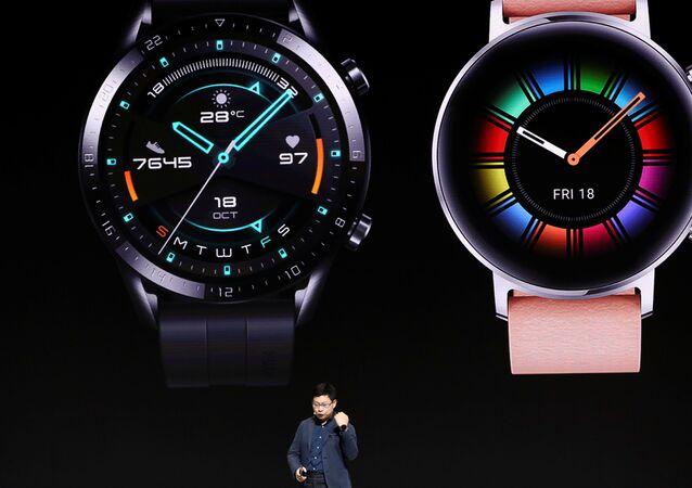 شركة هواوي ساعة جديدة جي تي 2