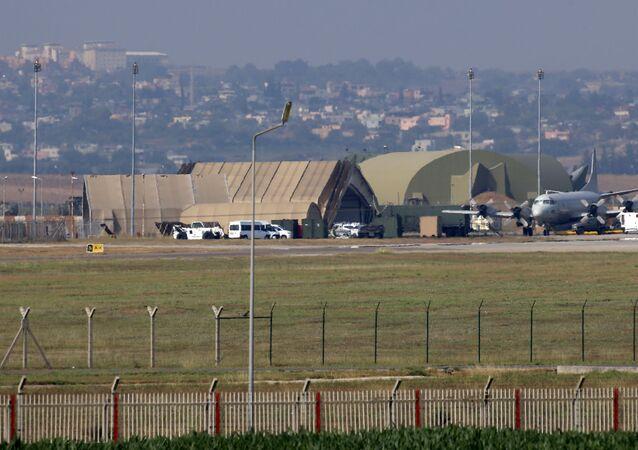 قاعدة إينجرليك العسكرية في تركيا