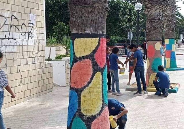حملة حالة وعي لشباب تونس