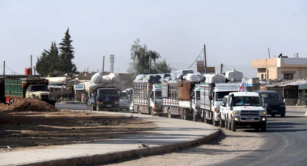 164 ألف مدني شرّدهم العدوان التركي وشح المياه يتهدد مئات آلاف السكان بالحسكة