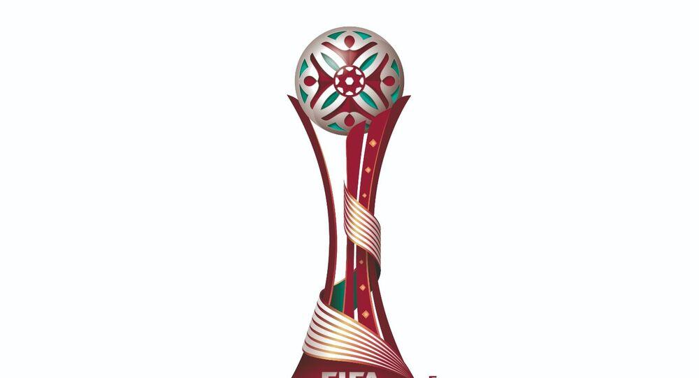الشعار الرسمي لبطولة كأس العالم للأندية FIFA قطر 2019