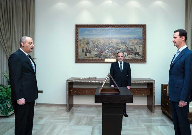 وزير الإعلام السوري