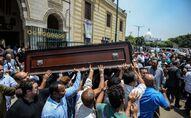 جنازة في مصر