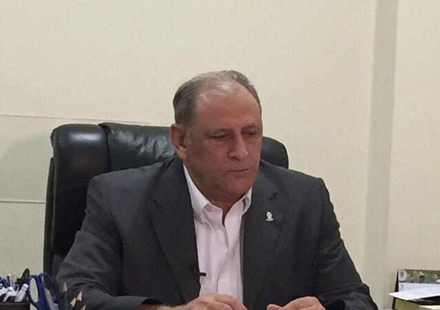وزير الإعلام اللبناني، جمال الجراح