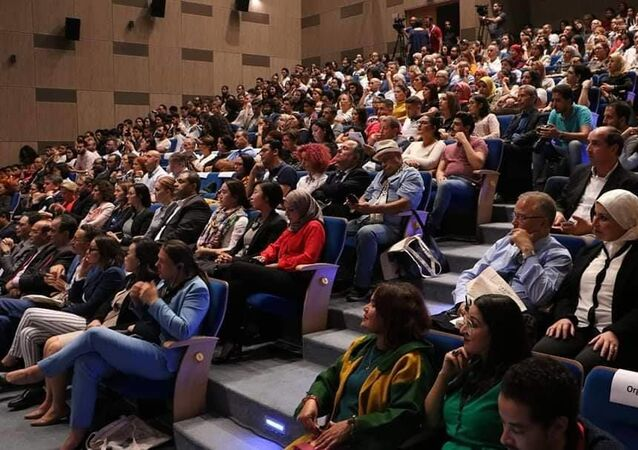 الدورة الثانية للملتقى الدولي لأفلام مكافحة الفساد