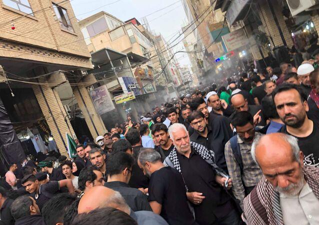 طقوس مقدسة تستقطب الملايين من الخارج في العراق
