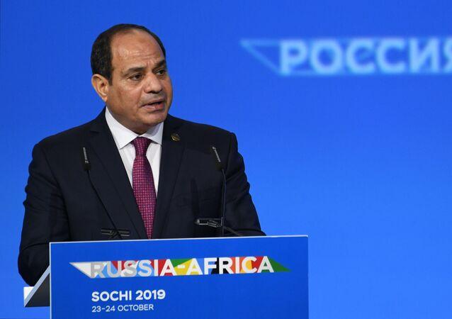 اليوم الأول - القمة الروسية الأفريقية في سوتشي، 23 أكتوبر 2019