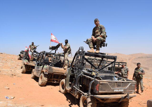 صور أرشيفية - الجيش اللبناني، 2017