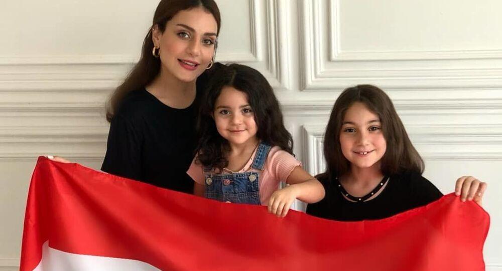 زينب فياض ابنة النجمة هيفاء وهبي