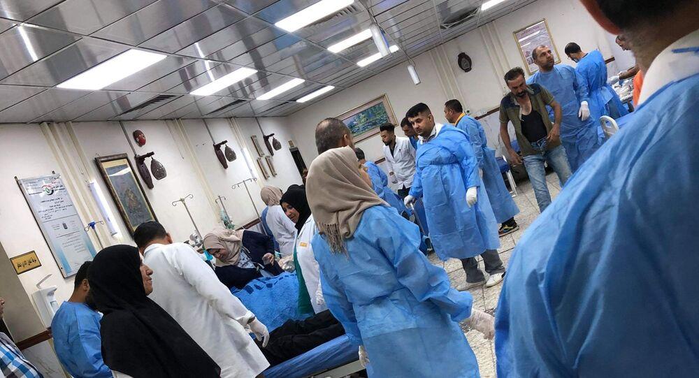 مستشفى العراق