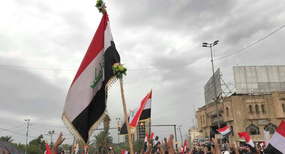 احتجاجت بغداد، أكتوبر 2019