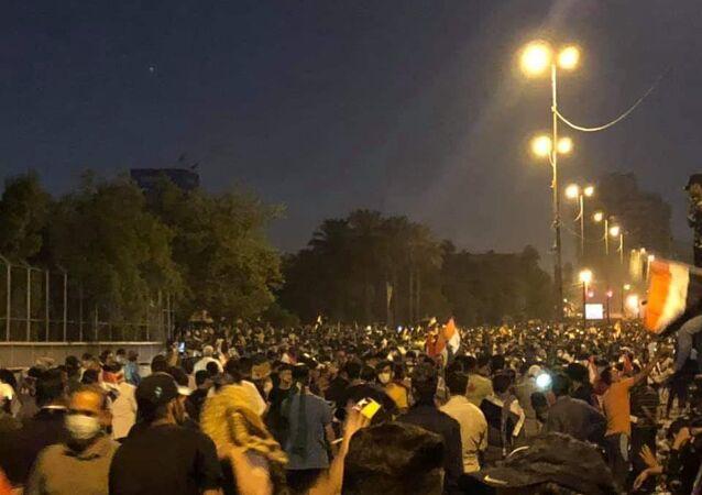 مليونية التحرير، العراق اكتوبر 2019