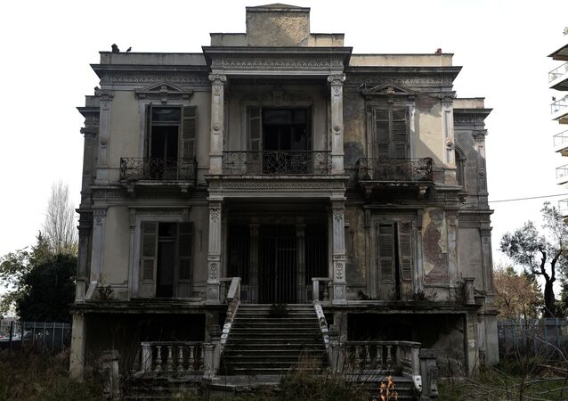 منزل مهجور