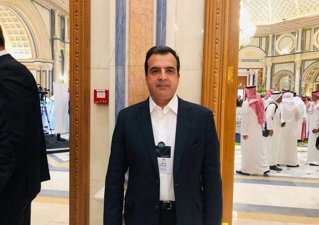أحمد علي عتيقة، الرئيس التنفيذي لشركة أبيكورب (المؤسسة العربية للاستثمارات البترولية)