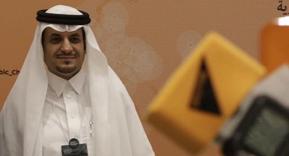عبدالله العمران الرئيس التنفيذي لشركة أيكس  للاستشارات اللوجيستية
