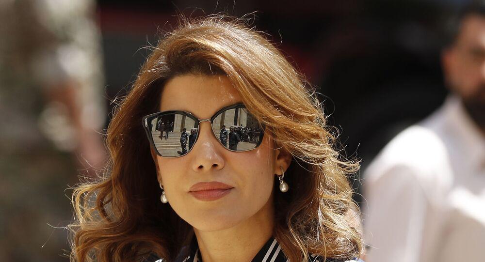 عضو البرلمان اللبناني بولا يعقوبيان