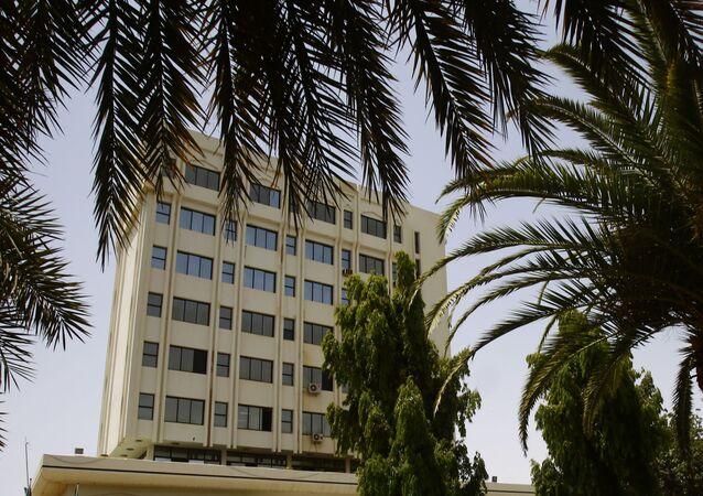 مبنى وزارة الخارجية في العاصمة السودانية الخرطوم