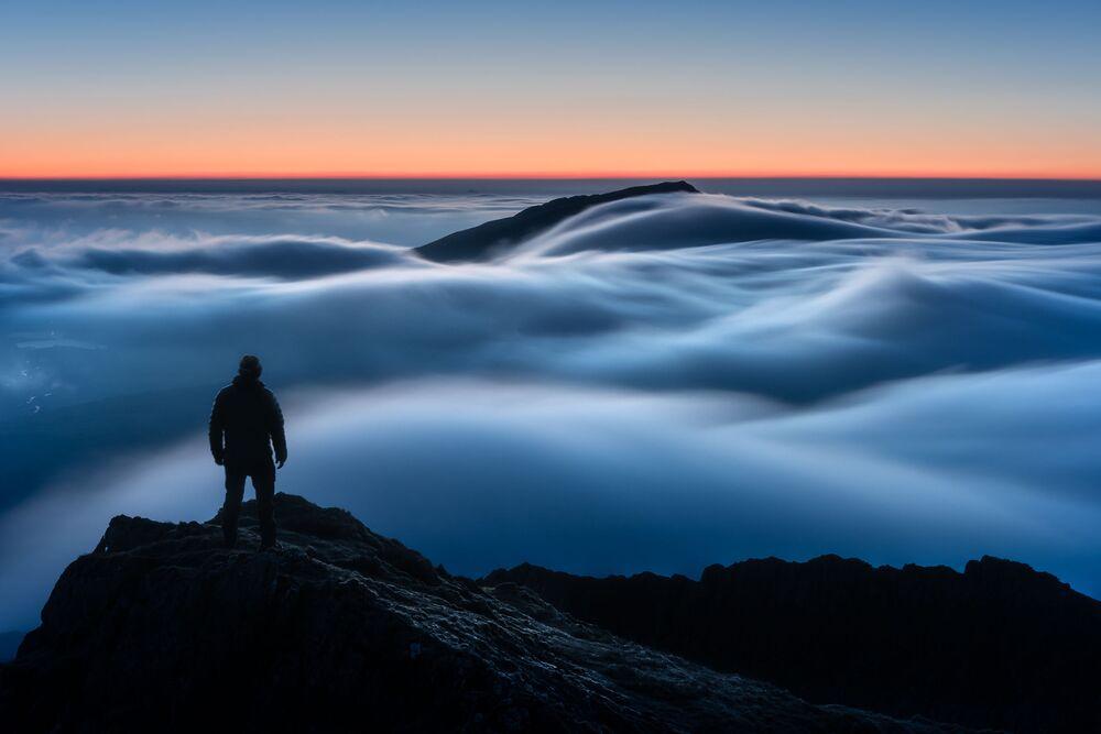 صورة بعنوان فوق كل توقعاتي، للمصور غاريث مون جونز، الفائز في مسابقة مصوِّر الطقس لعام 2019