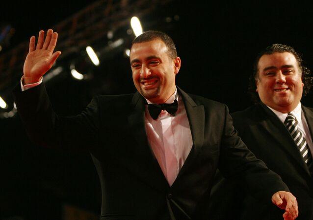 الممثل المصري أحمد السقا
