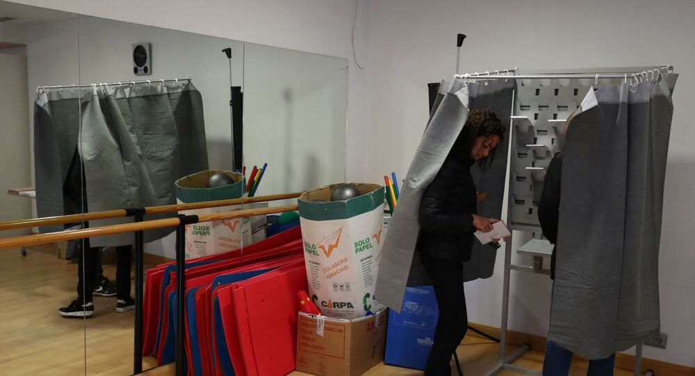 الانتخابات البرلمانية في إسبانيا