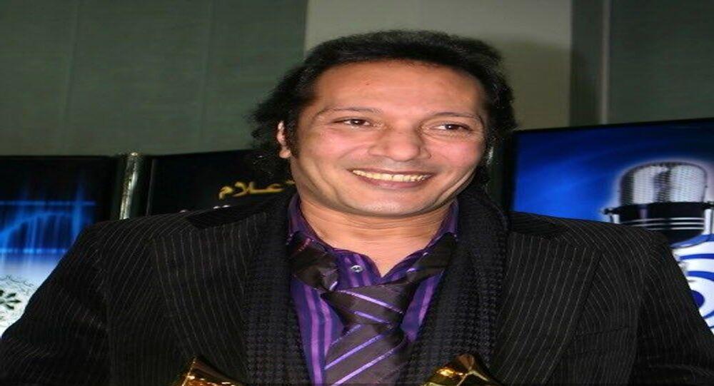 الفنان المصري علي الحجار