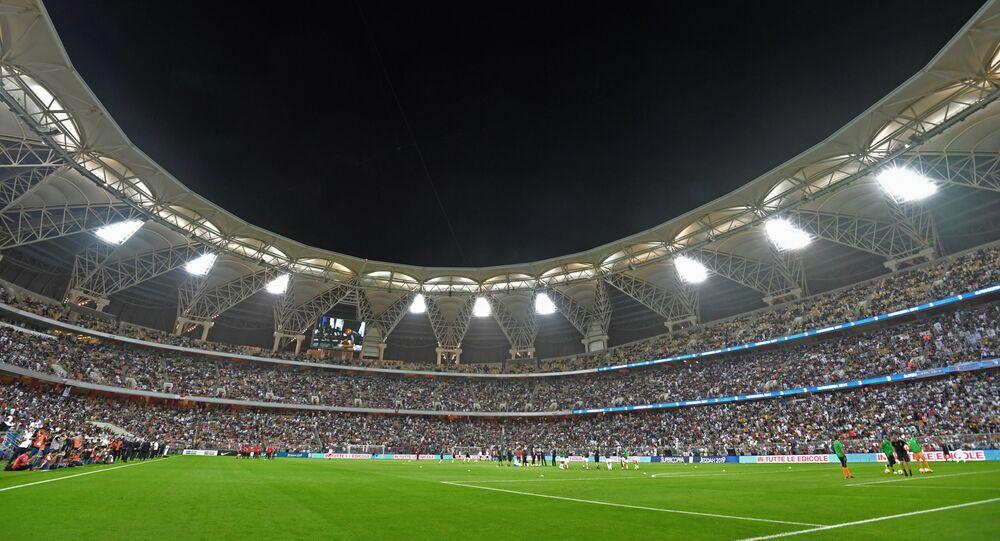 ملعب مدينة الملك عبدالله الرياضية (الجوهرة المشعة)، السعودية، 2019